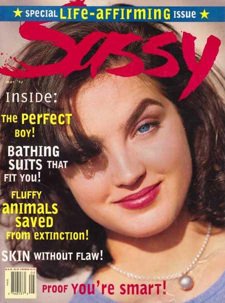 Sassy_May_1992_Cover