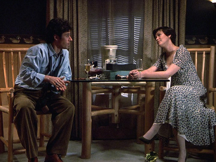 northern exposure joel and maggie relationship advice